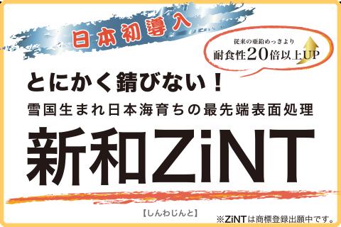 新和ZiNT